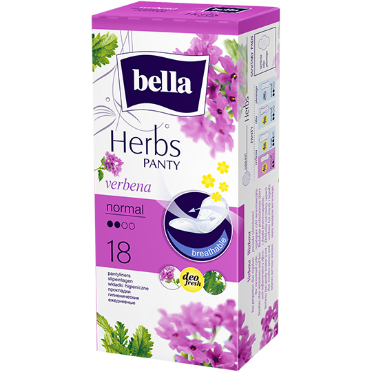 Bella Herbs with verbena extract – normal
