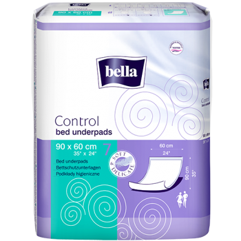 Bella Control bed underpads