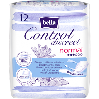bella Control Discreet Normal Einlagen